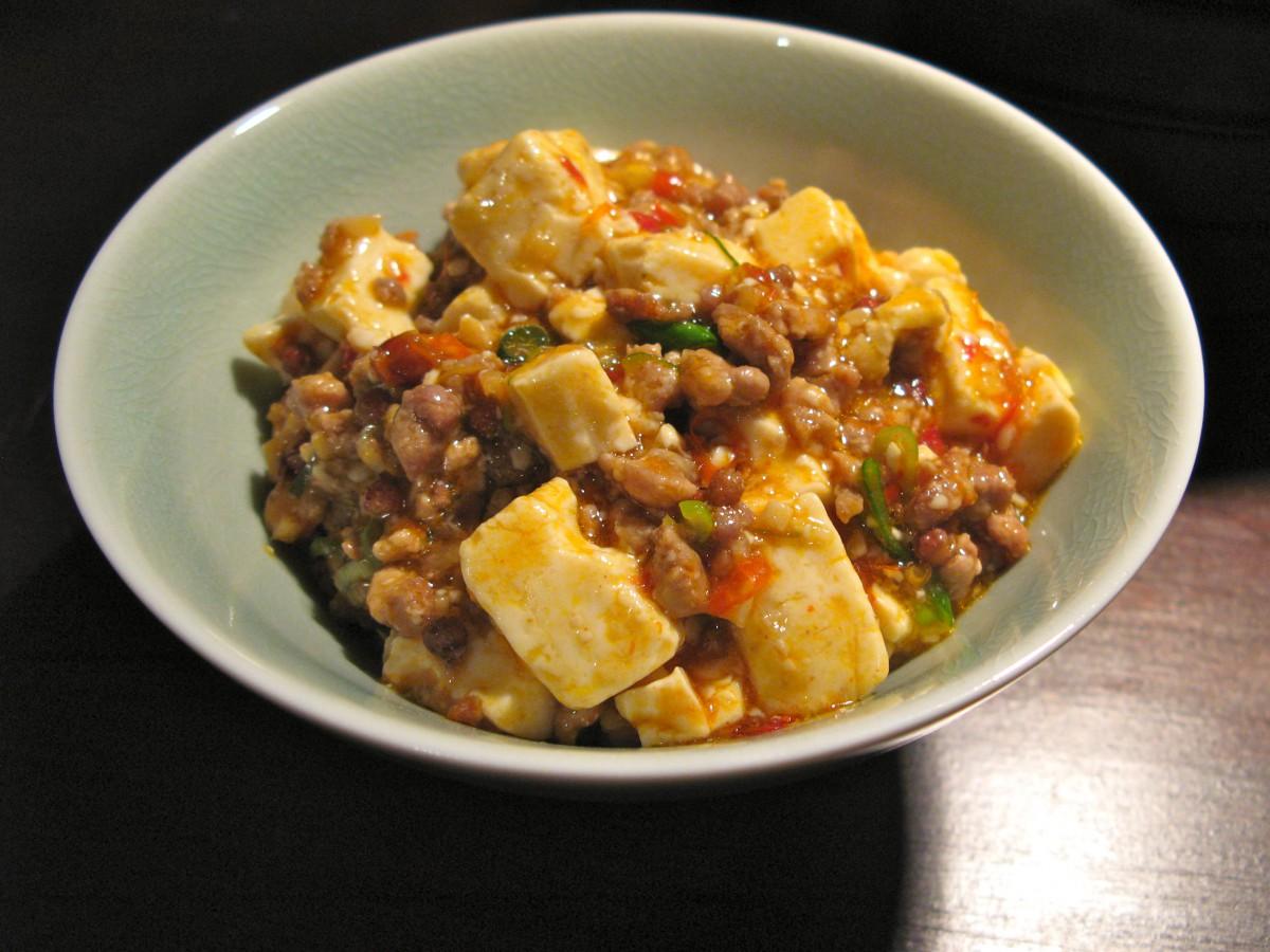 Ma Po Tofu(Doufu)