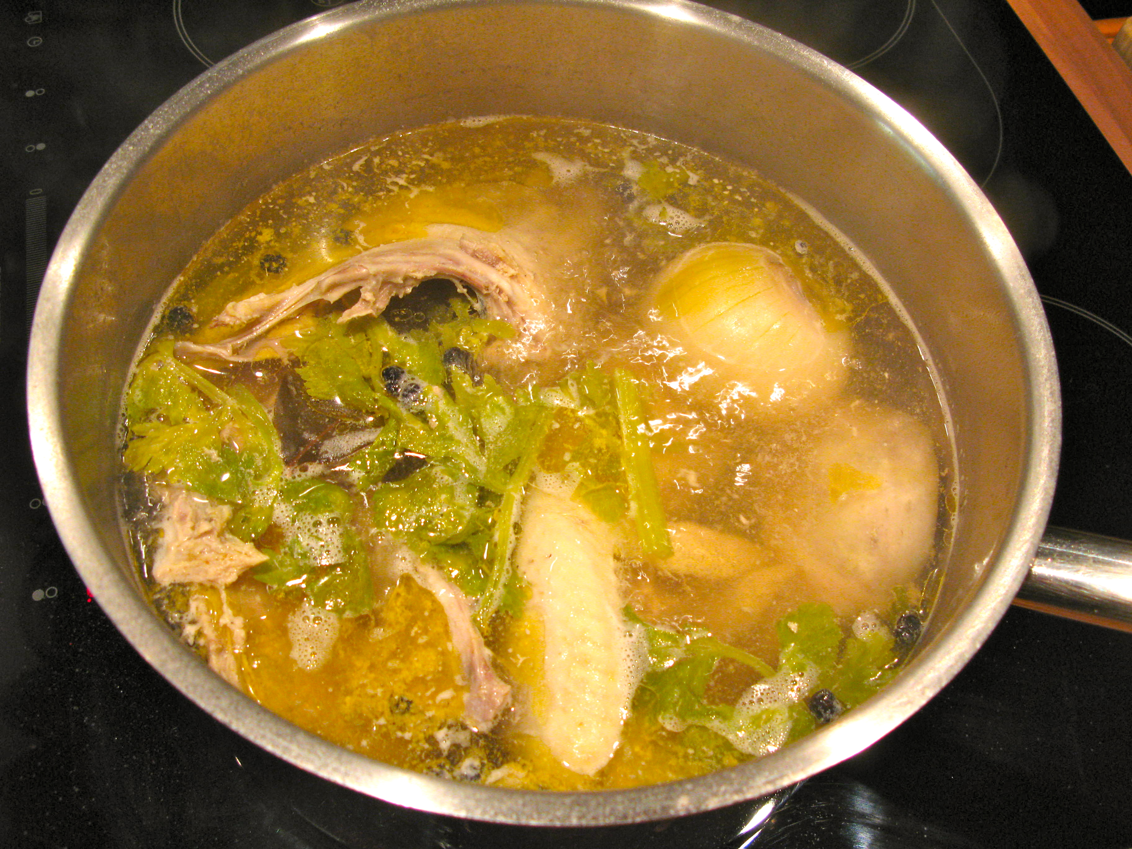 Soto Ayam – Indonesische Hühnersuppe – TheMaskedChef