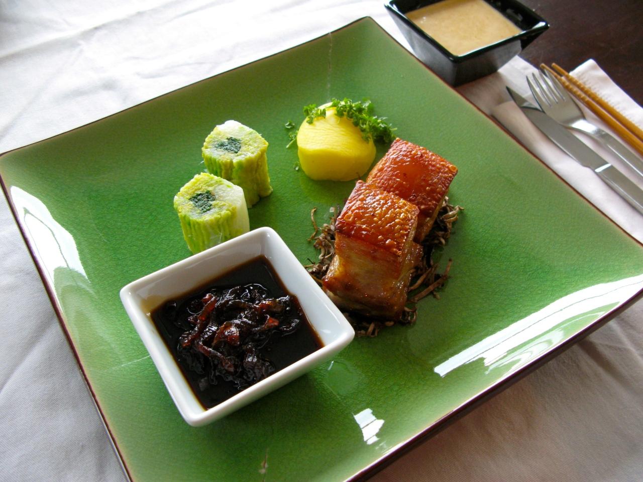 Nachgekocht: KAKUNI (japanischer Schweinebauch) von Christina IrisSchnell