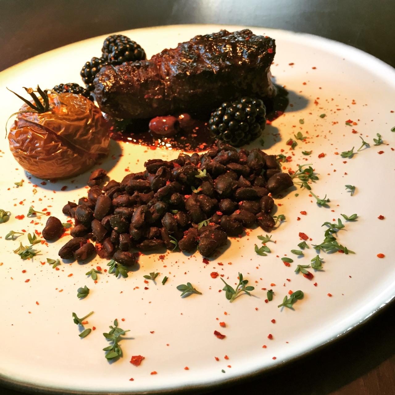 Onglet |Black Dinner