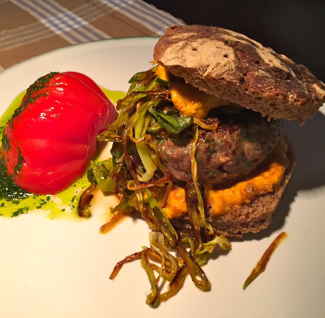 MacRye |Burger meetsVinschgauer