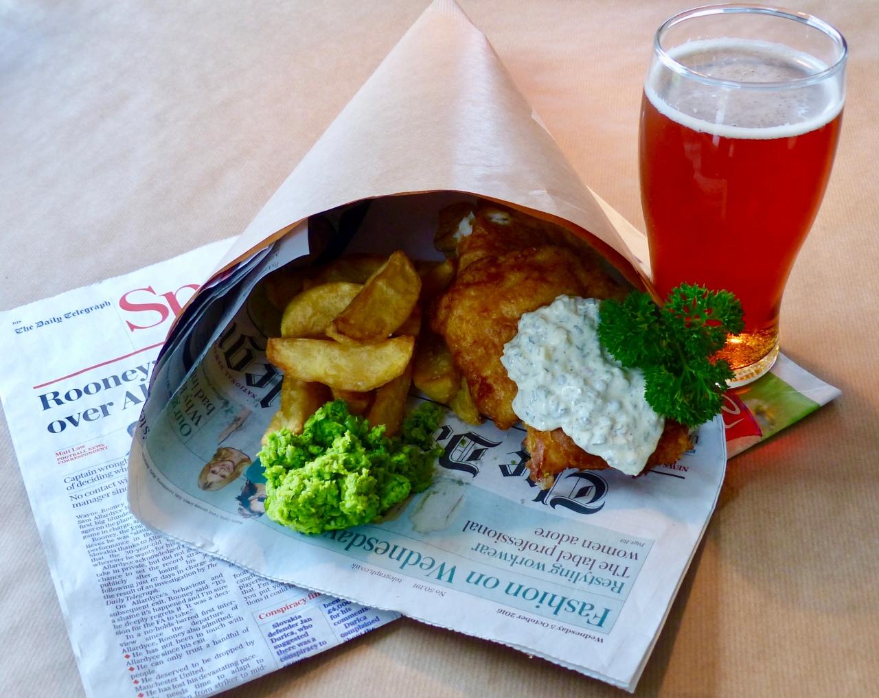 Fish'n'Chips | veryBritish