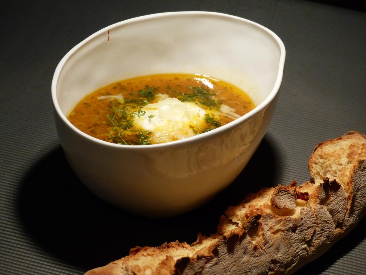 Zwiebelsuppe | Umami