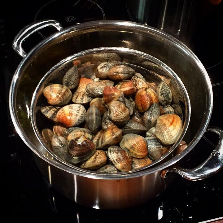Moules frites | Muscheln mitPommes