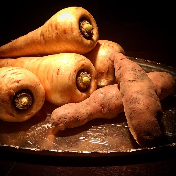 Pastinakenpüree – Ich parsnippejetzt!