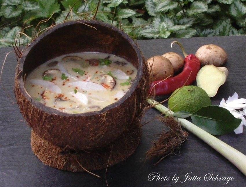 Tom Kha Gai – Kunden kochen mit d. diePfanne®