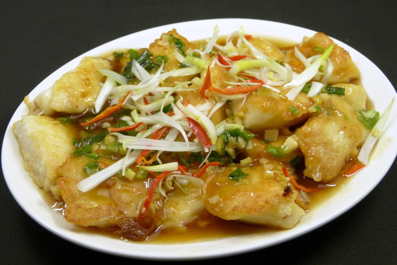 Fischfilet süß-sauer – Kunden kochen mit d. diePfanne®