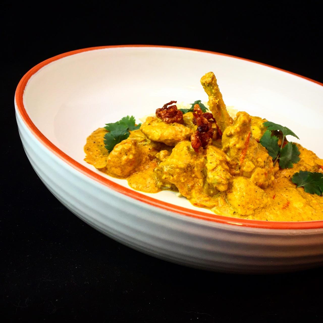 Chicken Korma | IndischesHühnercurry