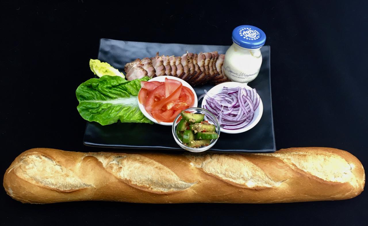 Louisiana Po' Boy –Sandwichzeit!